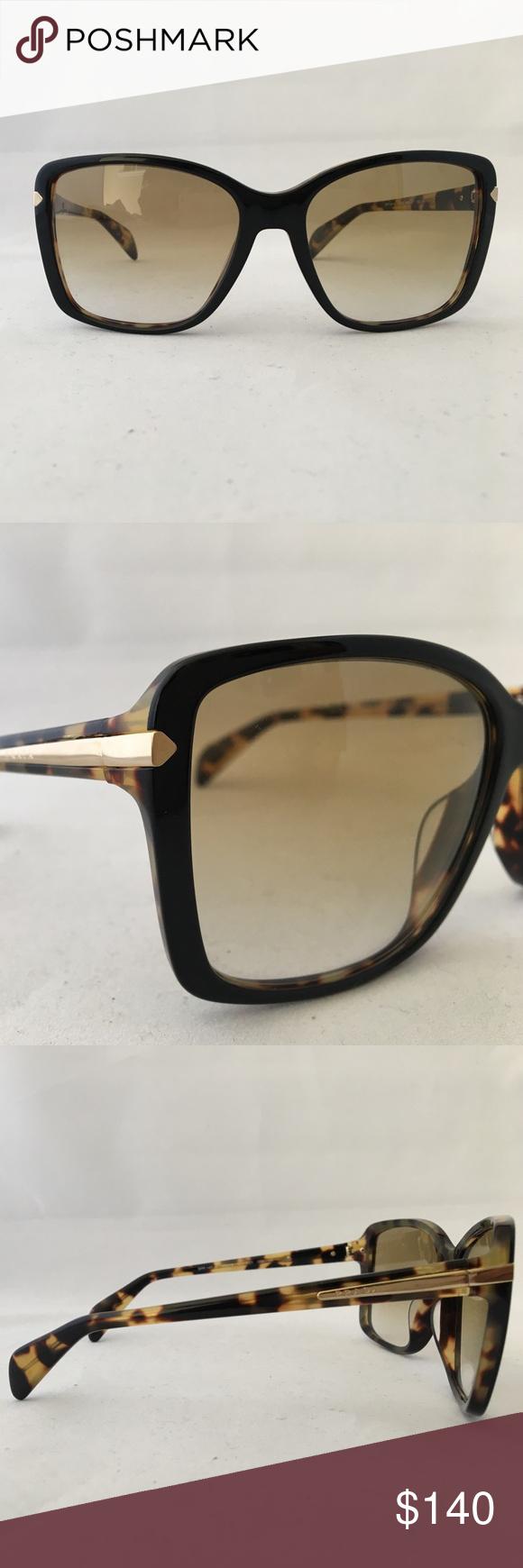 Prada sunglasses New Prada sunglasses does not ship with original!  case but new! model no. Is spr14p I ship fast  Prada Accessories Sunglasses