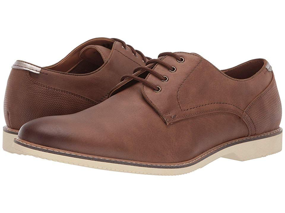 9628b7d1 Steve Madden Newcastle Men's Shoes Tan | Products in 2019 | Oxford ...