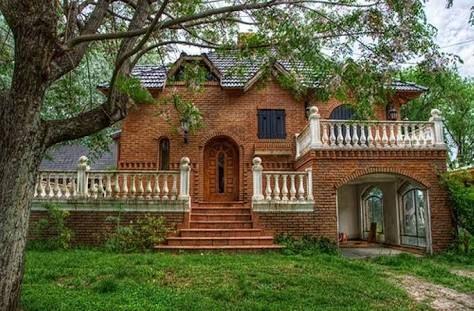 Resultado de imagem para fachadas de casas rusticas Ideas para