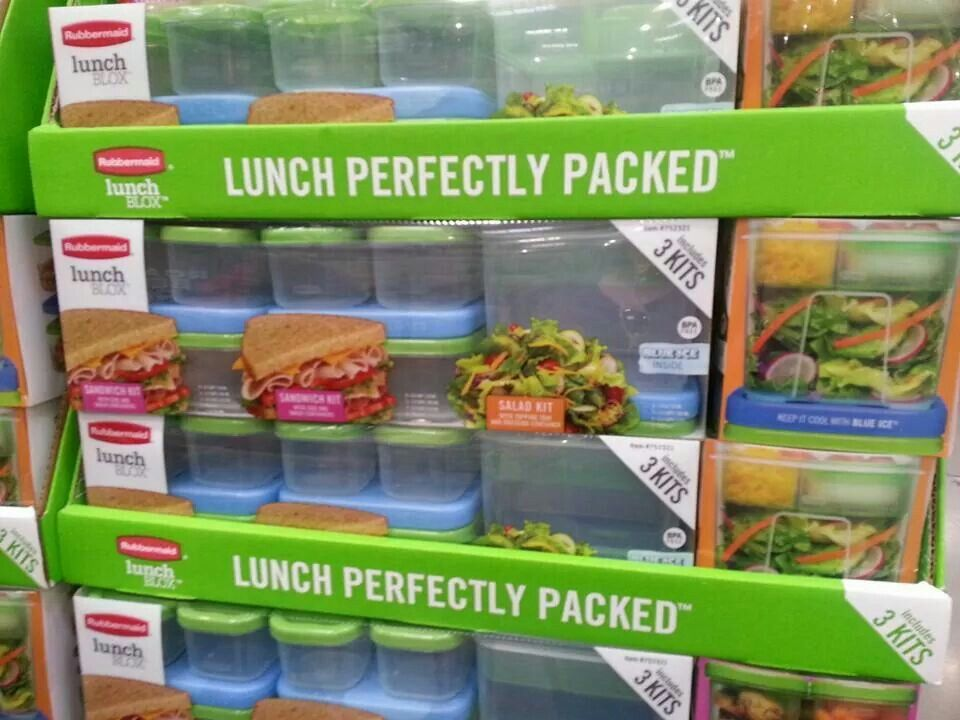 At Costco. .. would be nice for 21DayFix lunches