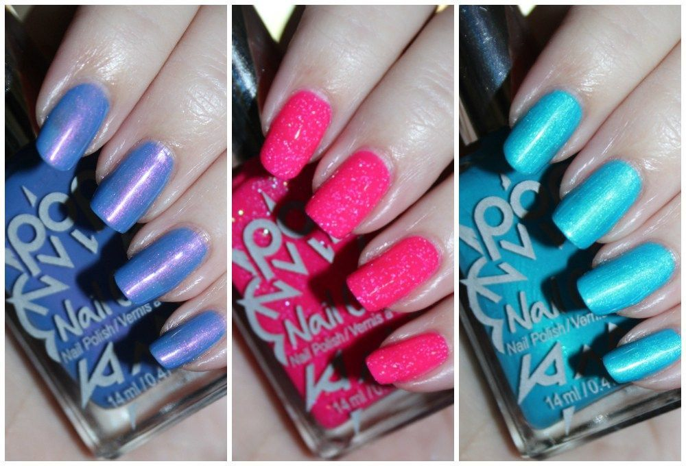 POP Beauty Nail Polish Shades that Scream Summer Beauty