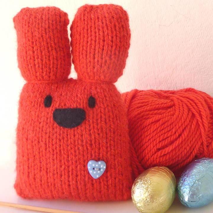 Gift horse knit kits bunny knitting kit knitting pinterest bunny gift horse knit kits bunny knitting kit negle Images