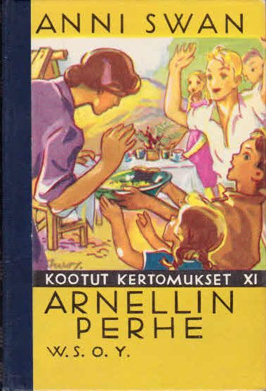 Swan Anni: Arnellin perhe | https://en.wikipedia.org/wiki/Anni_Swan