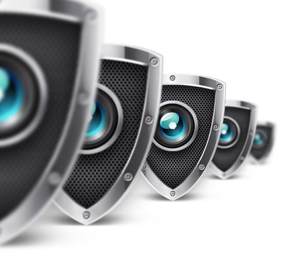 Security Camera App on Behance Видеокамера