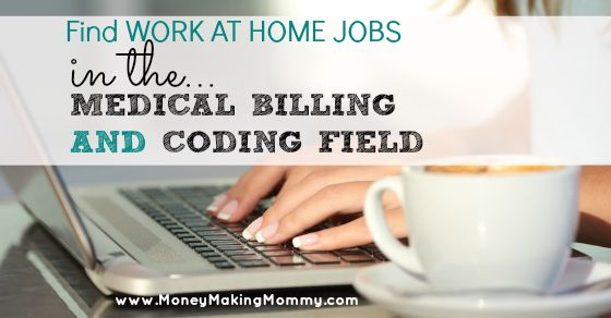 At Home Medical Billing Jobs (Search and Find) Job work, Medical