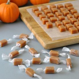 Make your own Soft Caramel candies!