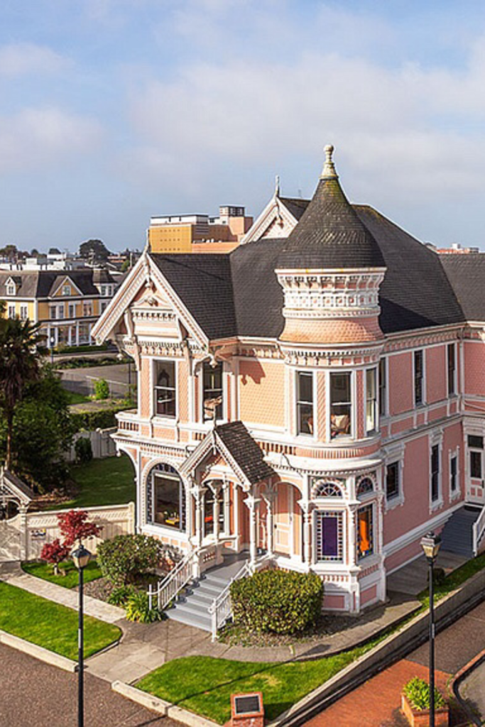 1889 Victorian Mansion For Sale In Eureka California #victorian