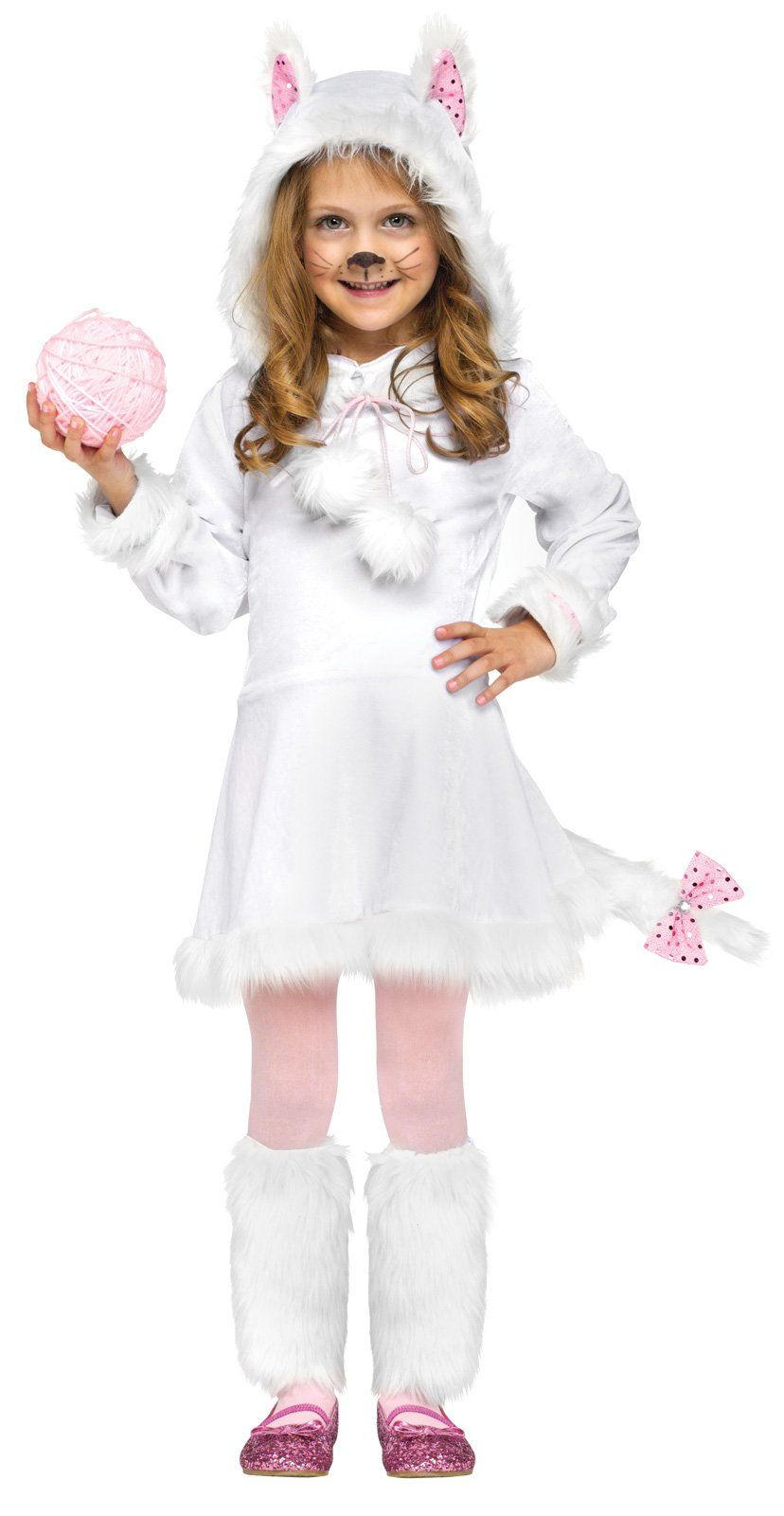 Persian Kitty Kids Costume Kitten Costumes Halloween Costumes For Kids Cat Costume Kids