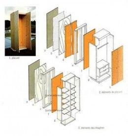 Amazing Furniture House Single Unit Wardrobe
