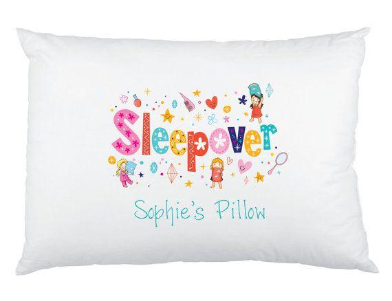 sleepover slumber party custom made