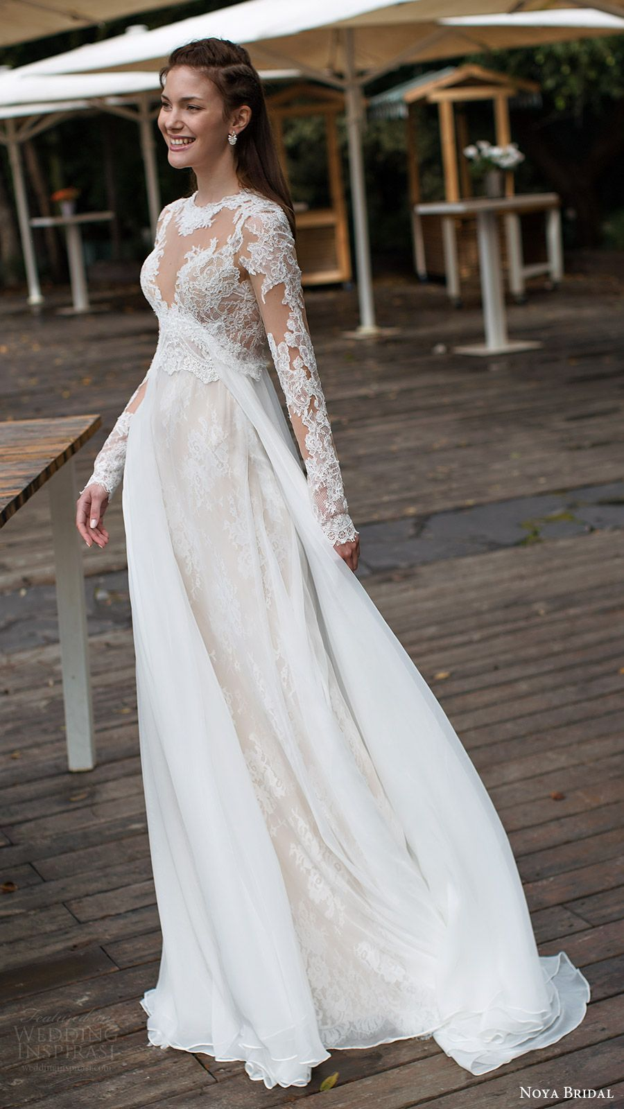 Noya Bridal Aria Wedding Dress Collection For 2016 Crazyforus