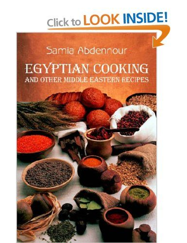 Egyptian cooking and other middle eastern recipes amazon egyptian cooking and other middle eastern recipes forumfinder Images