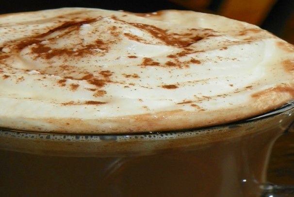 Best Hot Cocoa Ever! and Real Whipped Cream!. Photo by Baby Kato