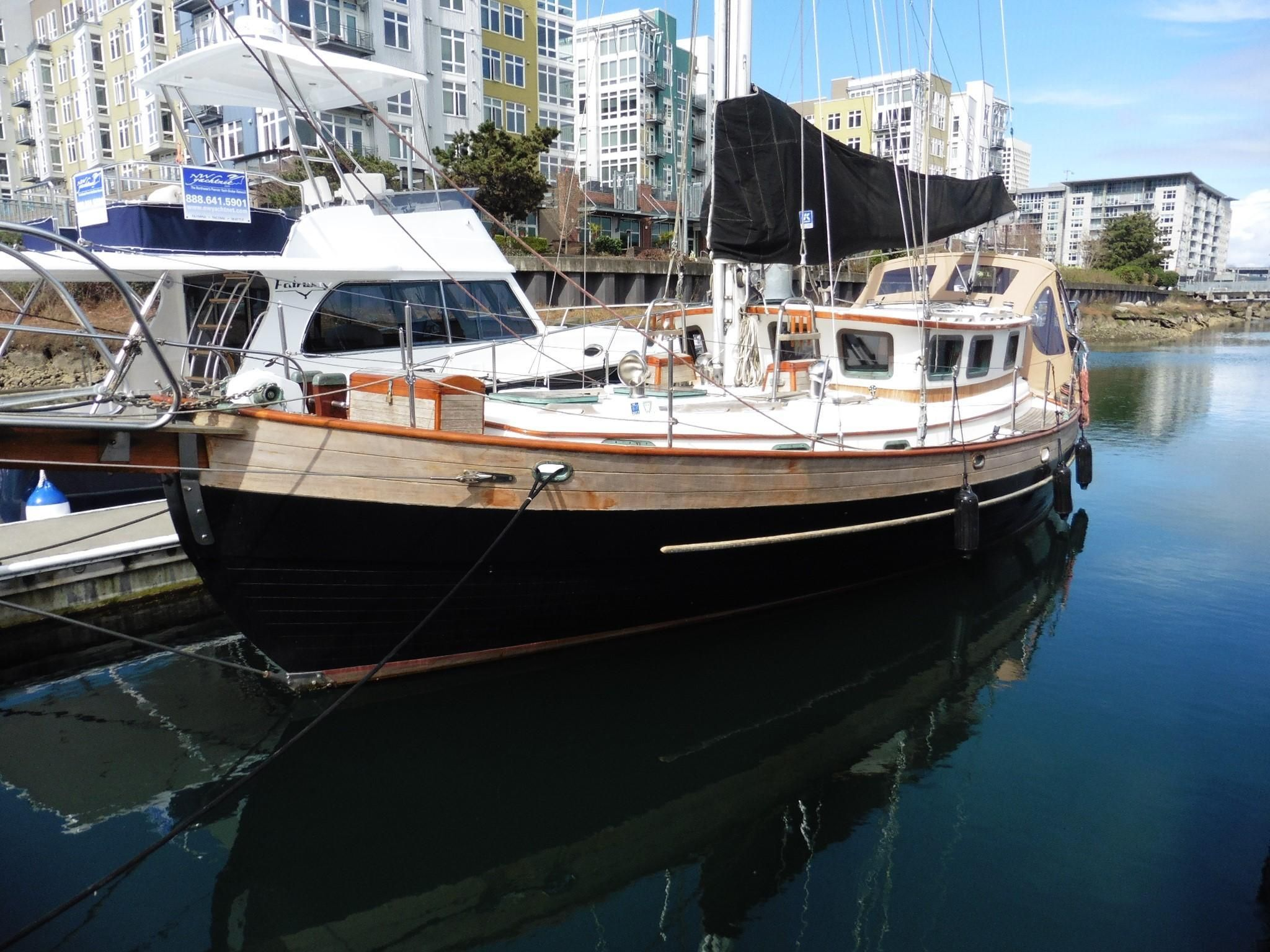 1983 Hans Christian Pilot House Sail Boat For Sale - www yachtworld