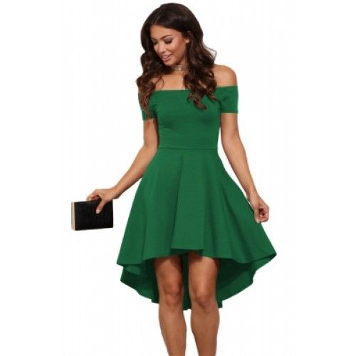 9d0e1d9ee527 All The Rage Skater Dress Green Yellow Red Purple Blue Rosy Black (All The  Rage