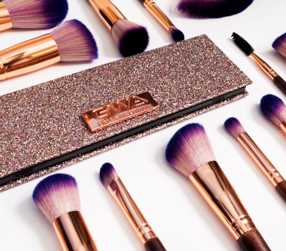 GWA Fairytale Collection Makeup Brushes, available