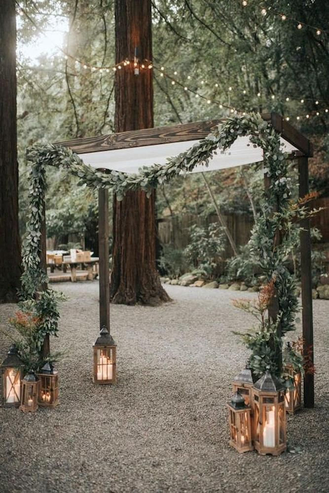 Photo of 36 Rustic Wedding Decor For Country Ceremony | Wedding Forward
