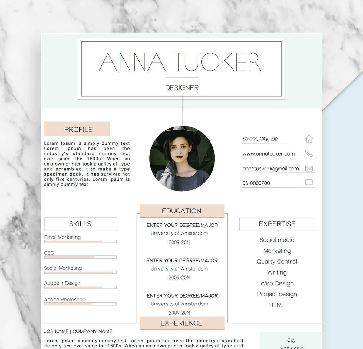 15+ Student Resume & CV Templates to Download Now