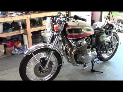 73 Honda Cb750 Custom Build Part 31 Wiring Harness Youtube Honda Cb750 Cb750 Custom Harleys