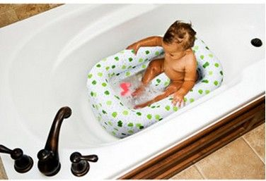 Inflatable Baby Bathtubs Are The Perfect Solution For Small Spaces