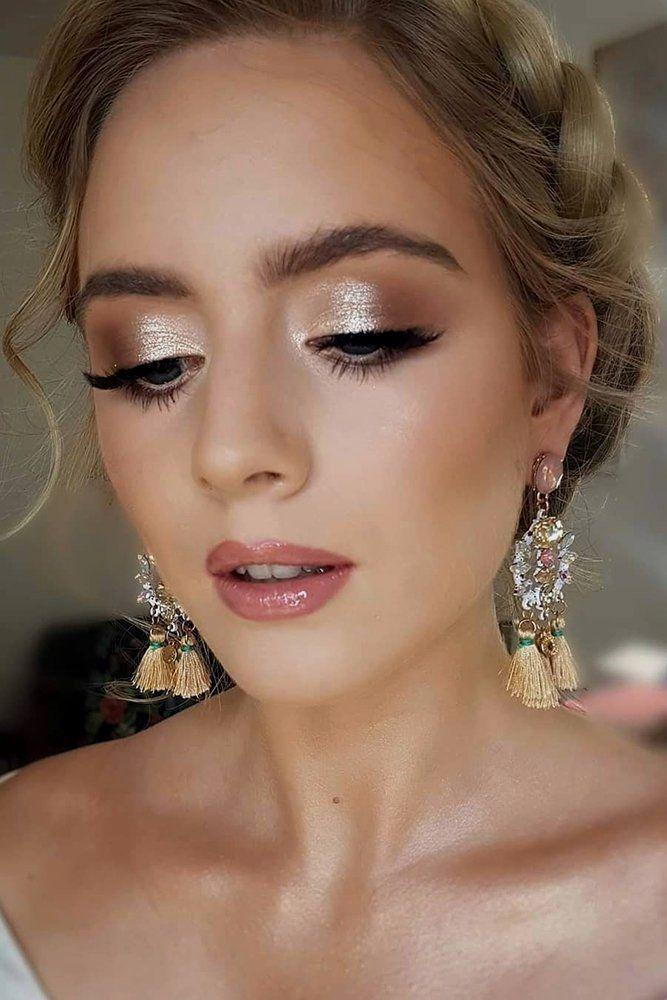 Natural Wedding Makeup Ideas In 2020 Wedding Day Makeup Best Wedding Makeup Natural Wedding Makeup