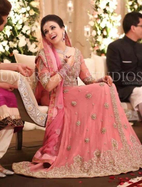 cb2545328c Light pink and golden lehenga   Lehnga   Wedding dresses, Pakistani ...