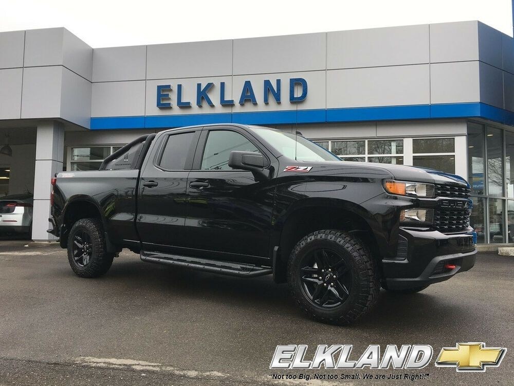 Ebay Advertisement 2019 Chevrolet Silverado 1500 Silverado Custom