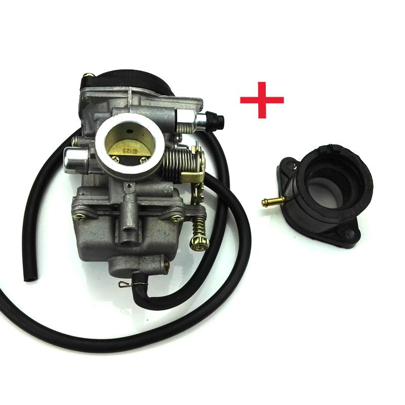 Size 30mm JS250 Motorcycle Carburetor TK JIANSHE LONCIN