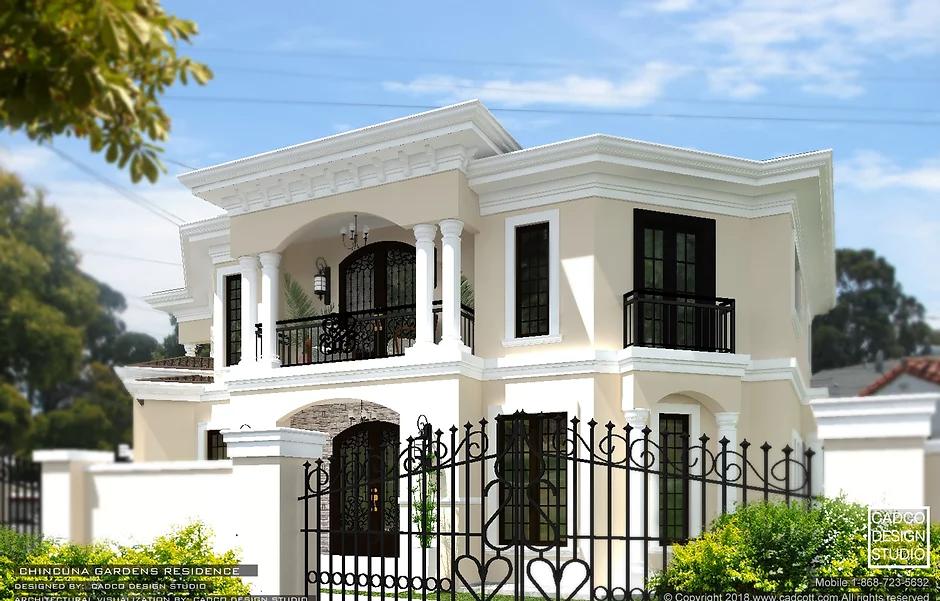 Chincuna Gardens Residence Cadcodesignstudio Architecture Design House Design Design Studio