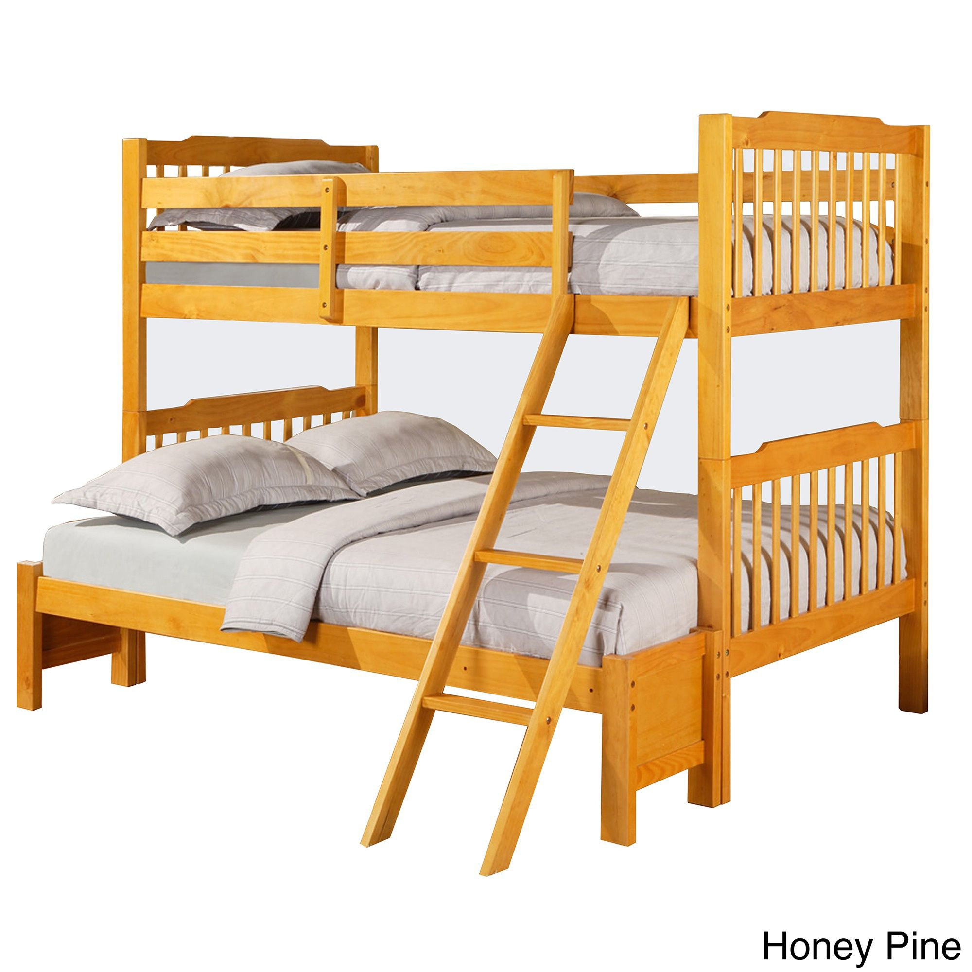 INSPIRE Q IQ Kids Simone Twin and Full Bunk Bed (