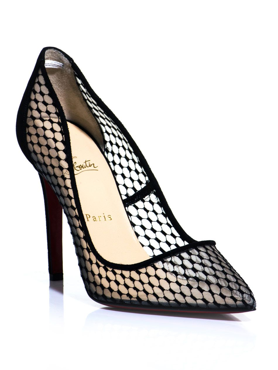Christian Louboutin / Pigaresille 100 mm shoes