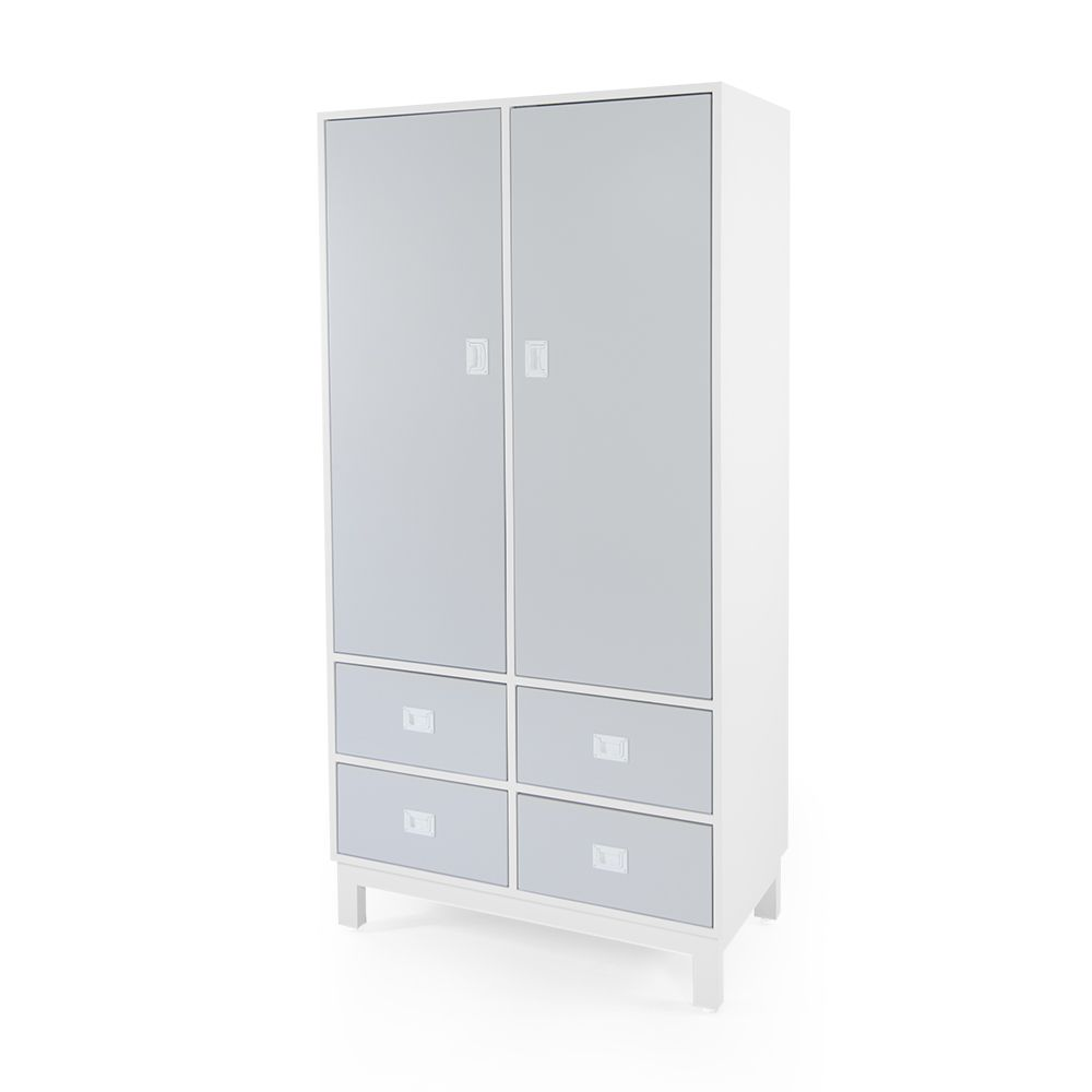 Campaign Armoire   Chic, Conscientiously Constructed And Eco Friendly  Modern Nursery U0026 Kidsu0027