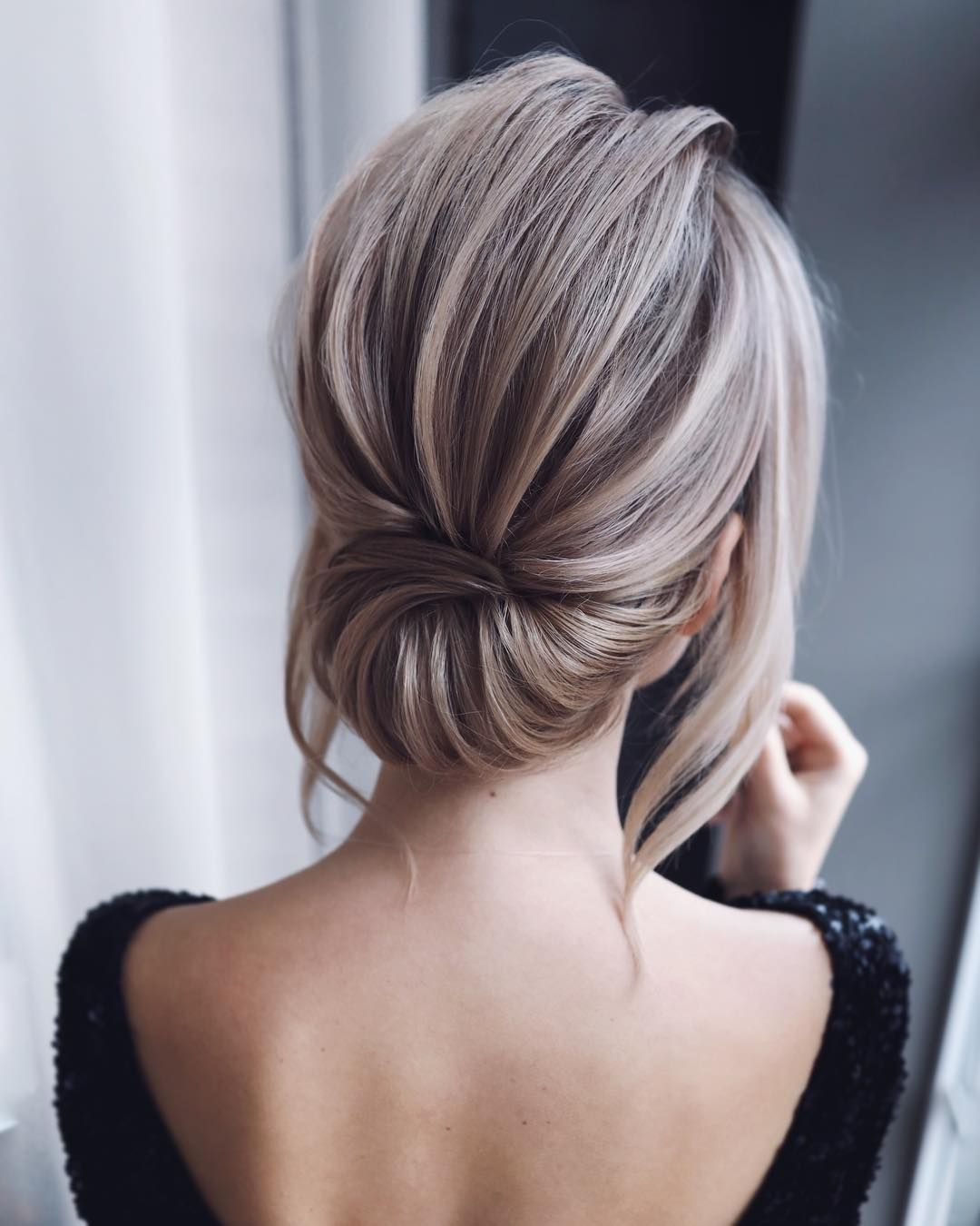 10 updos for medium length hair - prom & homecoming