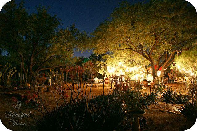 Gypsy nights in my garden... #gypsysetup