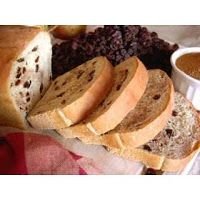 Pão Canadense de Passas e Canela (Raisin Bread)   Máquina de Pão