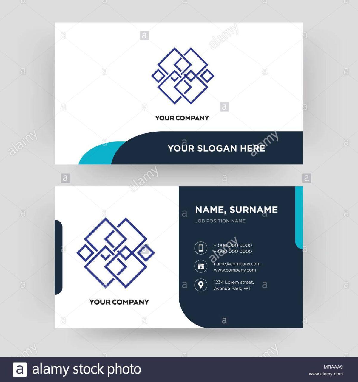 Generic Business Card Design Template Visiting For Your For Generic Business Card Templ Business Card Template Design Business Card Template Name Card Design