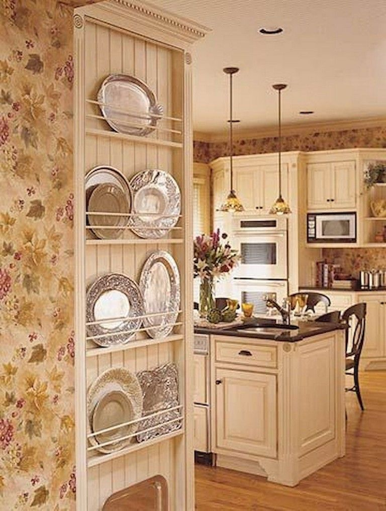 37+ Amazing French Country Kitchen Design Ideas #kitchens