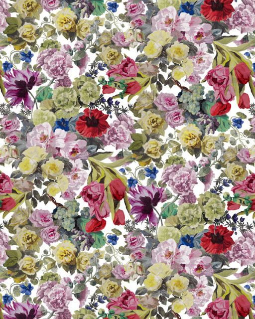 The Peak Of Tres Chic: Floral Obsession: Designeru0027s Guild Orangerie