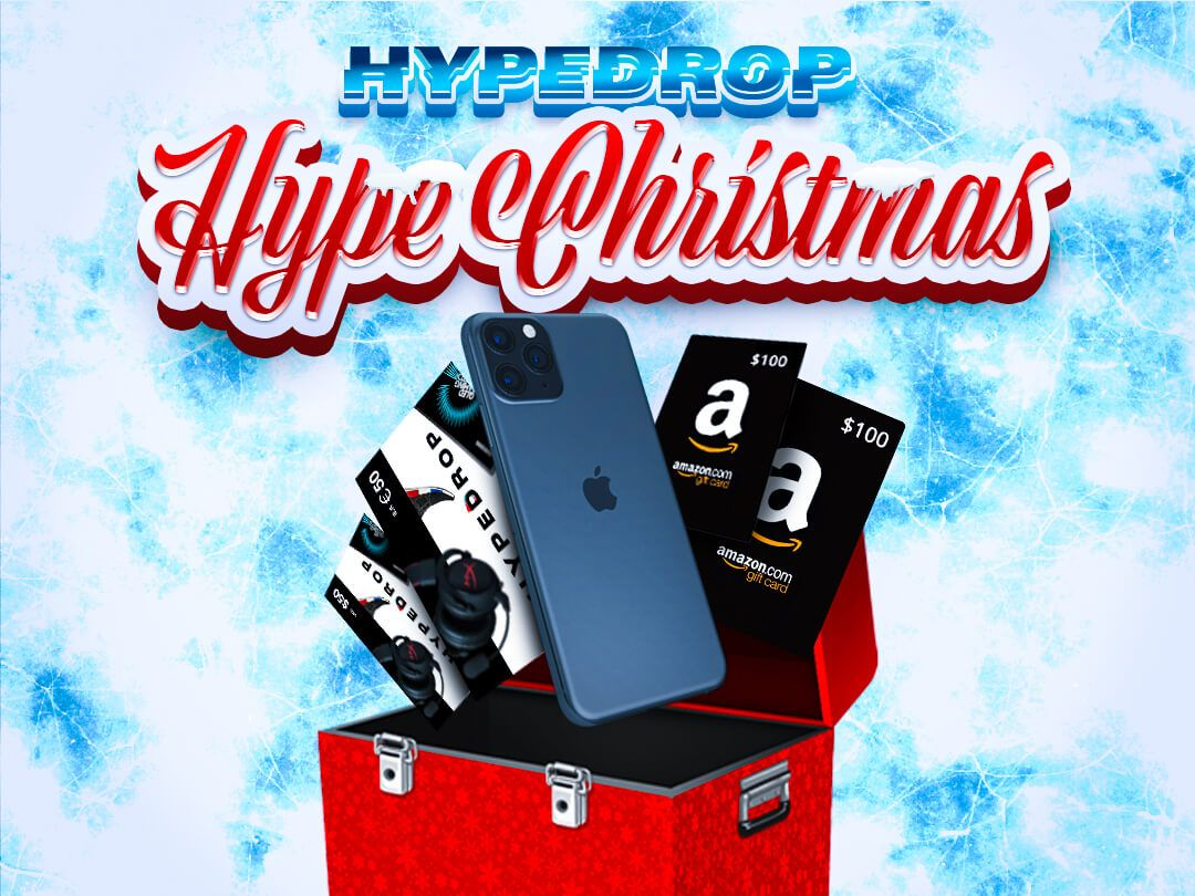 Help Me Win This Awesome Hypedrop Giveaway Christmas Giveaways