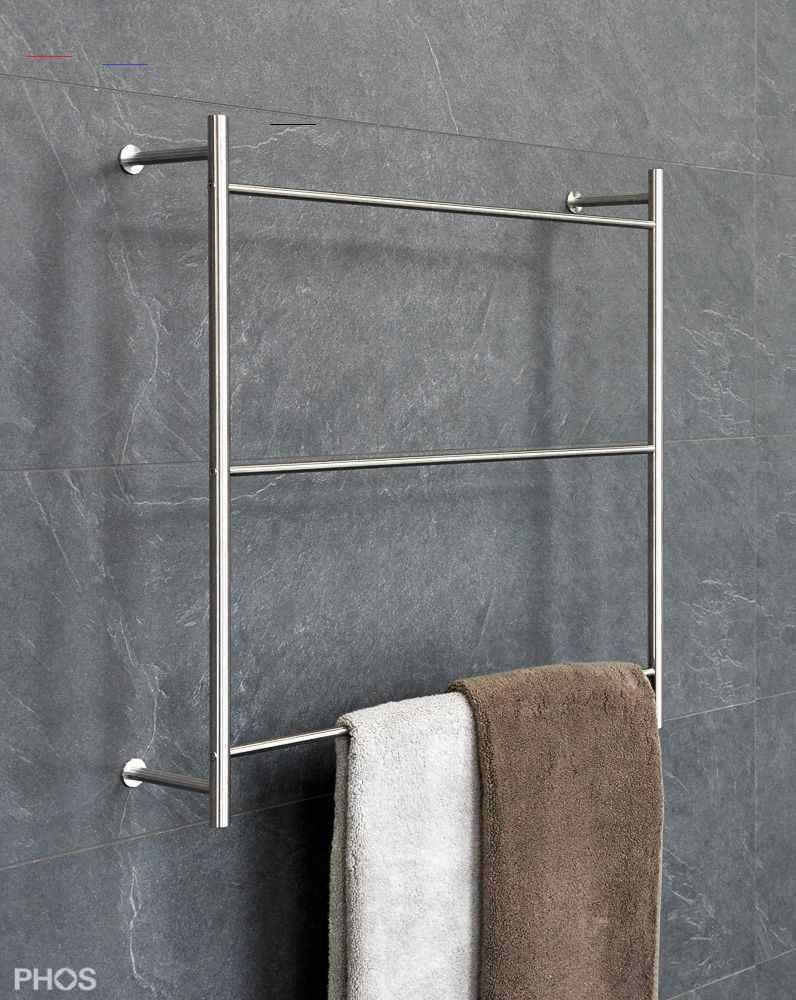 Handtuchleiter bzw Handtuchhalter aus Edelstahl