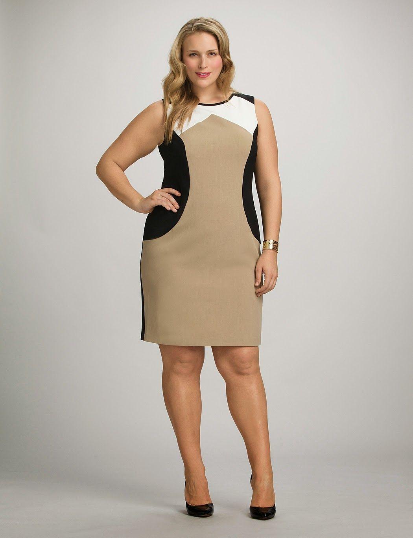 9c6df8d0dcf7 Asombrosos Vestidos cortos para gorditas | Moda y Tendencias ...