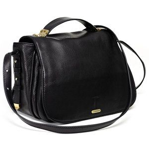 Deneuve Crossbody Black, $348, now featured on Fab.