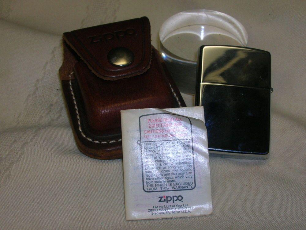 Lighter Lighter Case Bag Belt Holster Genuine Leather Case Silver For S.t Lighters Dupont