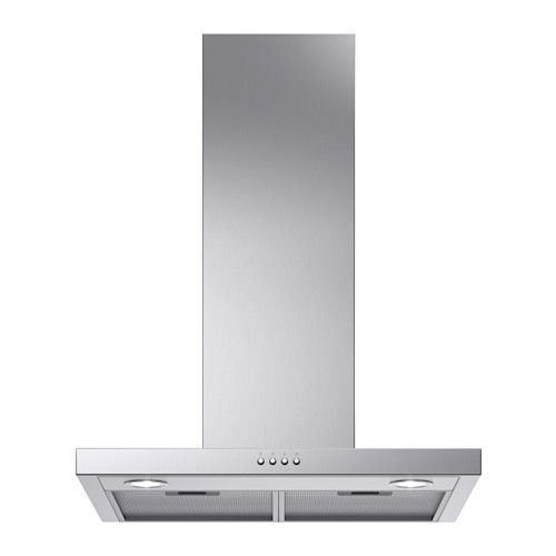 MOLNIGT Wall mounted extractor hood IKEA 5 year guarantee. Read about the terms in the guarantee brochure.