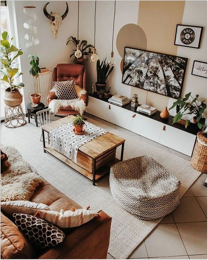 40 Home Decor For Living Room Design Adds To The Significance