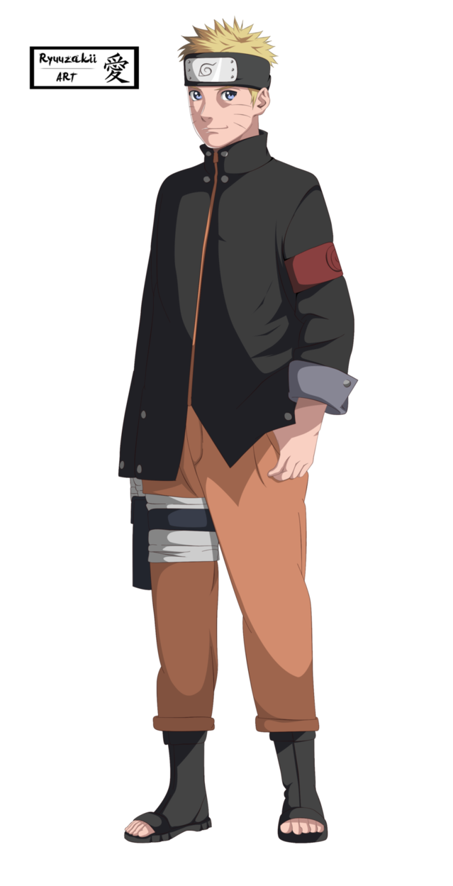 Naruto Uzumaki The Last Render By Xryuuzakii On Deviantart Naruto Uzumaki Naruto Naruto Uzumaki Hokage