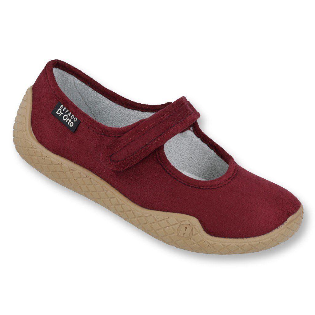 Befado Women S Shoes Pu Young 197d003 Red Multicolored Women Shoes Unique Shoes Shoes