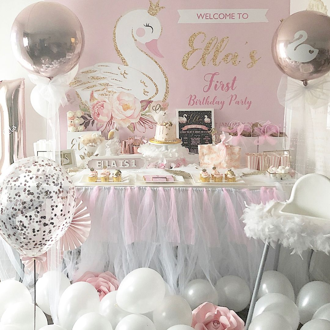 Ella Turns One 💕 One of the most beautiful first birthday