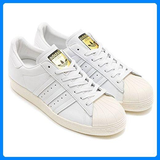 Adidas Superstar 80s Dlx Weiss Weiss 47 1 3 Eur 12 Uk Sneakers Fur Frauen Partner Link Sneakers Adidas Adidas Superstar White