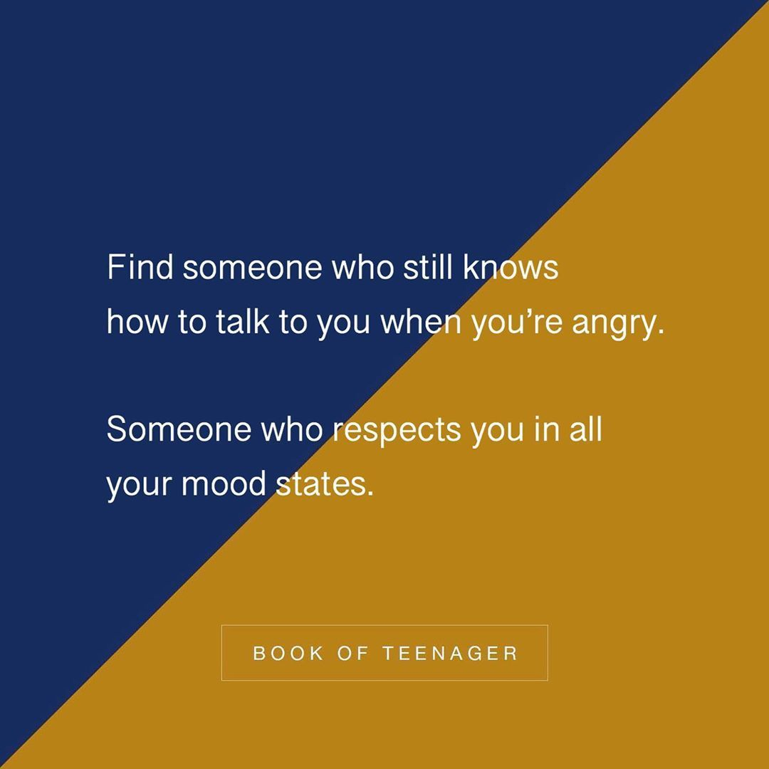 """Book Of Teenager on Instagram: """"""""If you can find this person, do everything you can to keep this person ️"""" - Via @quote.scoop ��"""""""